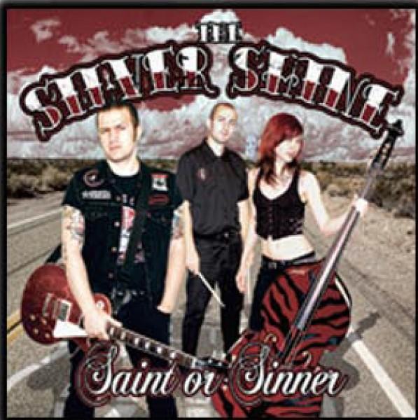 SILVER SHINE - Saint Or Sinner CD