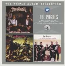 POGUES - The Triple Album Collection 3CD