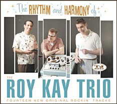 ROY KAY TRIO - The Rhythm And Harmony Of LP
