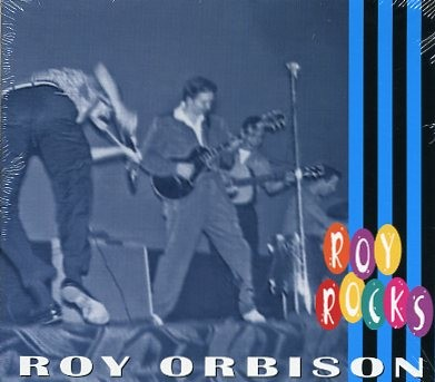 ORBISON, ROY - Roy Rocks CD