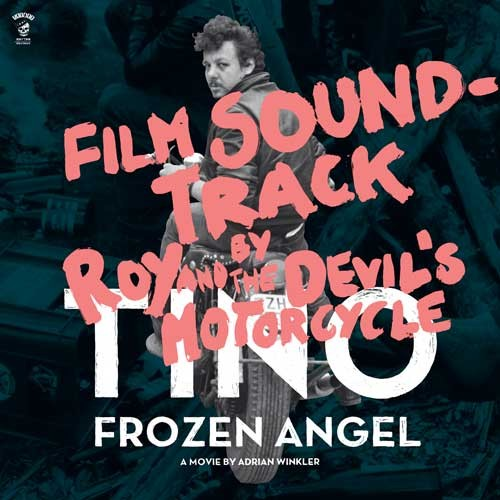ROY AND THE DEVIL'S MOTORCYCLE - Tino Frozen Angel LP+CD+DVD
