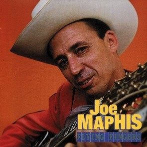 MAPHIS, JOE - Flying Fingers CD