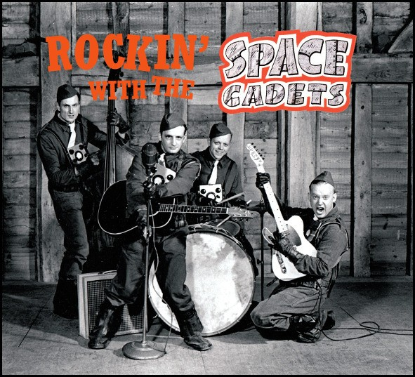 SPACE CADETS - Rockin' With The Space Cadets CD