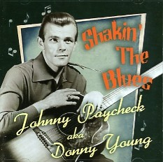 PAYCHECK, JOHNNY - Shakin' The Blues CD