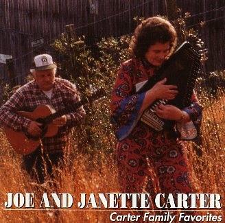 CARTER, JOE & JANETTE - Carter Family Favorites CD