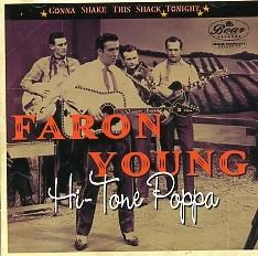 YOUNG, FARON - Hi Tone Poppa CD