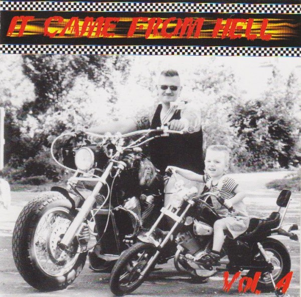 V.A. - It Came From Hell Vol.4 CD