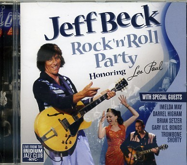 BECK, JEFF - Rock'n'Roll Party CD
