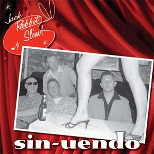 JACK RABBIT SLIM - Sin-Uendo CD