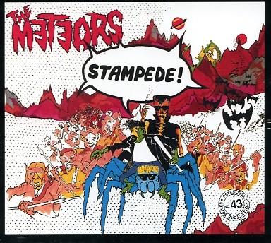 METEORS - Stampede CD