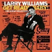"""WILLIAMS, LARRY - Get Ready Baby 10""""LP"""