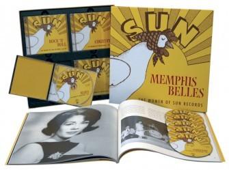 V.A. - Memphis Belles 6-CD BOX/120-page BOOK