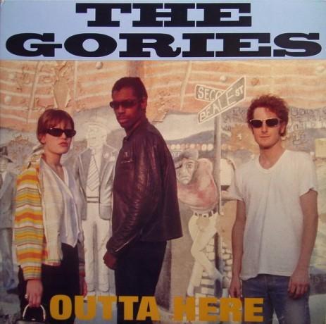 GORIES - Outta Here LP