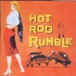 V.A. - Hot Rod Rumble CD