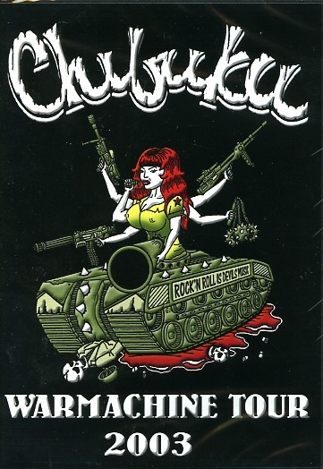 CHIBUKU - Warmachine Tour 2003 DVD