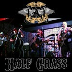 ANGIE AND THE CARWRECKS - Half Grass CD