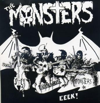 MONSTERS - Masks CD