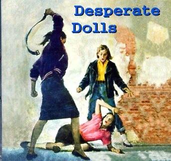 V.A. - Desperate Dolls CD
