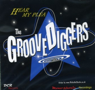 GROOVE DIGGERS - Hear My Plea CD