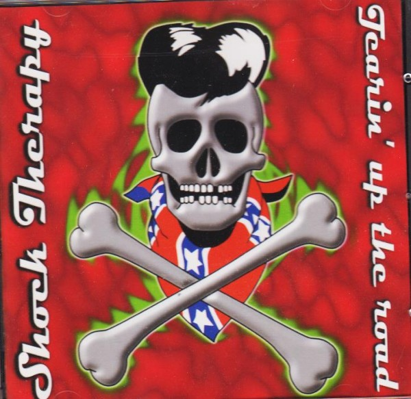 SHOCK THERAPY-Tearin`Up The Road CD