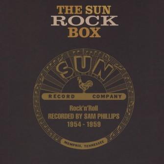 V.A. - Sun Rock Box 1954-1959 (8-CD & 224-Page Book)