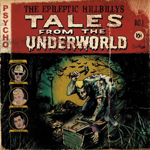 EPILEPTIC HILLBILLY'S - Tales From The Underworld LP