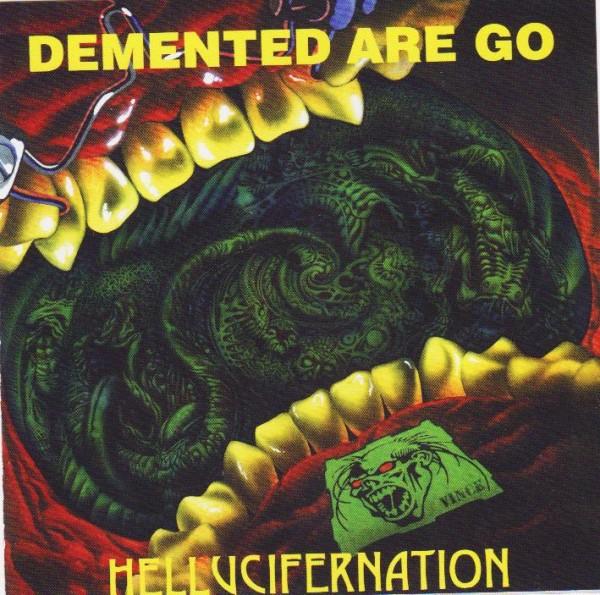 DEMENTED ARE GO - Hellucifernation CD