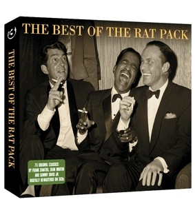 V.A. - The Best Of The Rat Pack 3 x CD
