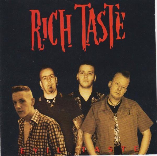 RICH TASTE - Evil Taste CD