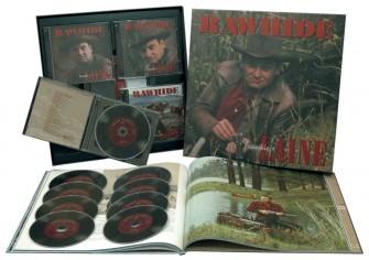 LAINE, FRANKIE - Rawhide 9-CD + book