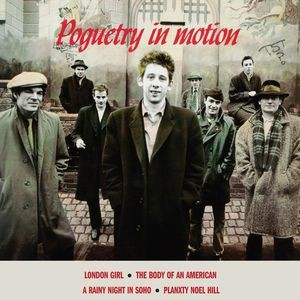 "POGUES - Poguetry In Motion 12""EP"