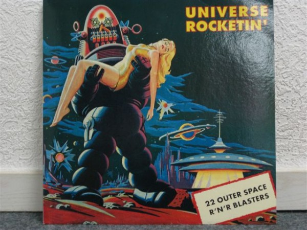 V.A. - Universe Rocketin' LP