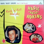 ADKINS, HASIL - Rock And Roll Tonight LP