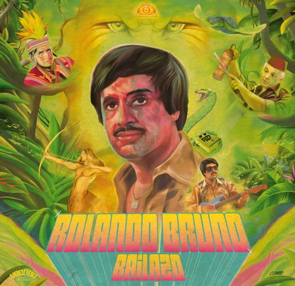 ROLANDO BRUNO - Bailazo LP + CD