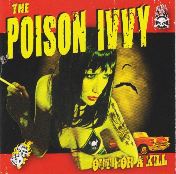 POISON IVVY - Out For A Kill CD