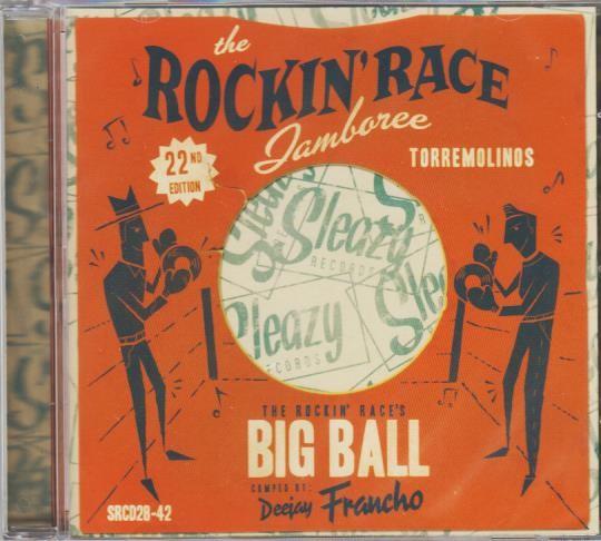 V.A. - Rockin Race Jamboree 2016 CD