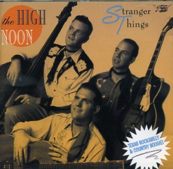 HIGH NOON - Stranger Things CD