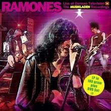 RAMONES - The Musikladen Recordings LP + DVD!