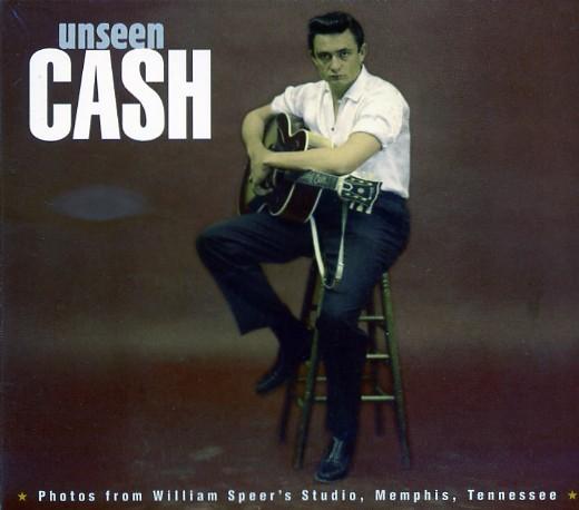 CASH, JOHNNY - Unseen Cash CD