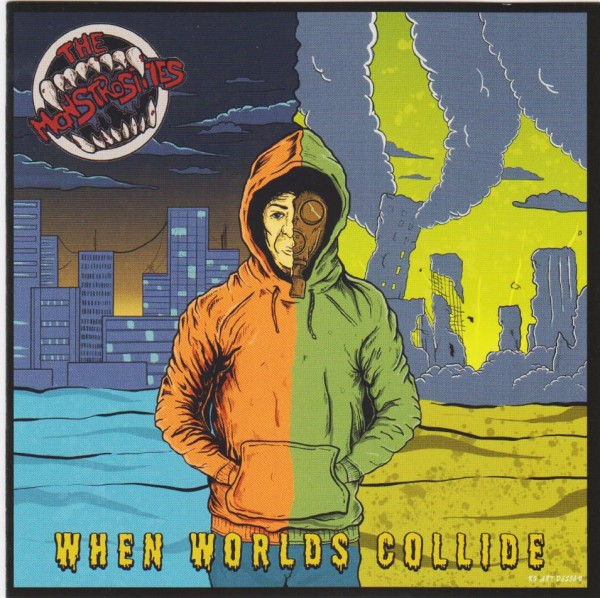 MONSTROSITIES - When Worlds Collide CD