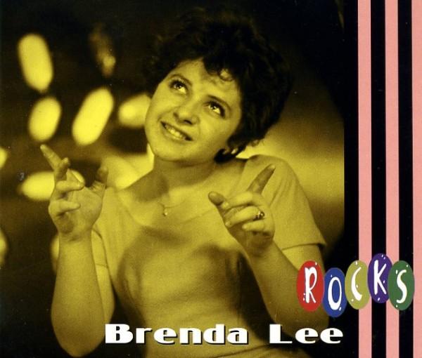 LEE, BRENDA - Rocks CD