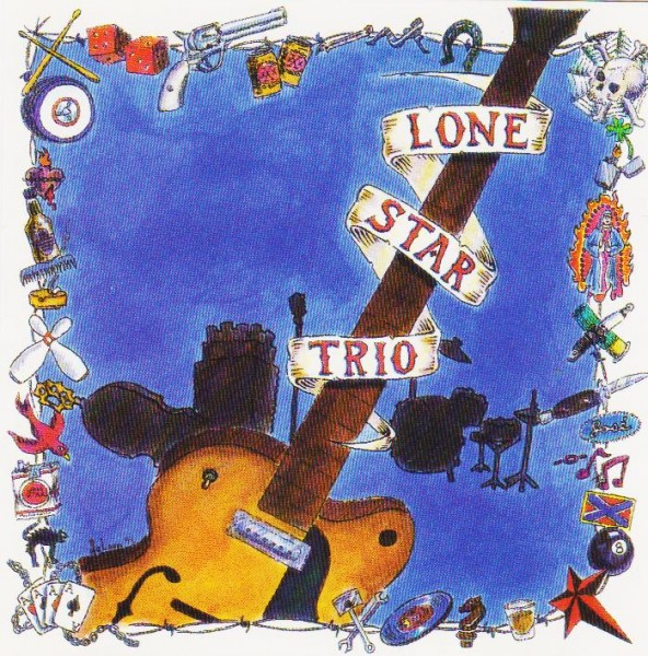 LONE STAR TRIO-Same CD