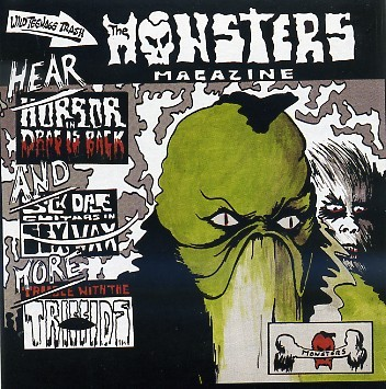 MONSTERS - The Hunch CD