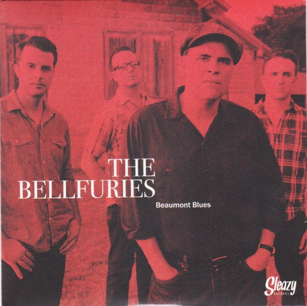 BELLFURIES - Beaumont Blues 7""