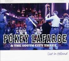 POKEY LAFARGE - Live In Holland CD