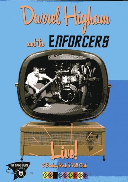 DARREL HIGHAM & THE ENFORCERS - Live DVD