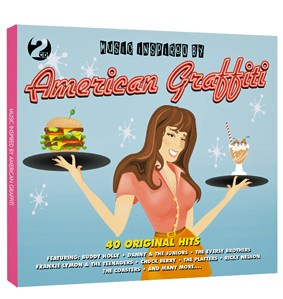 V.A. - American Graffiti 2 x CD