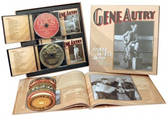 AUTRY, GENE - That Silver Haired Daddy Of Mine 9-CD Box