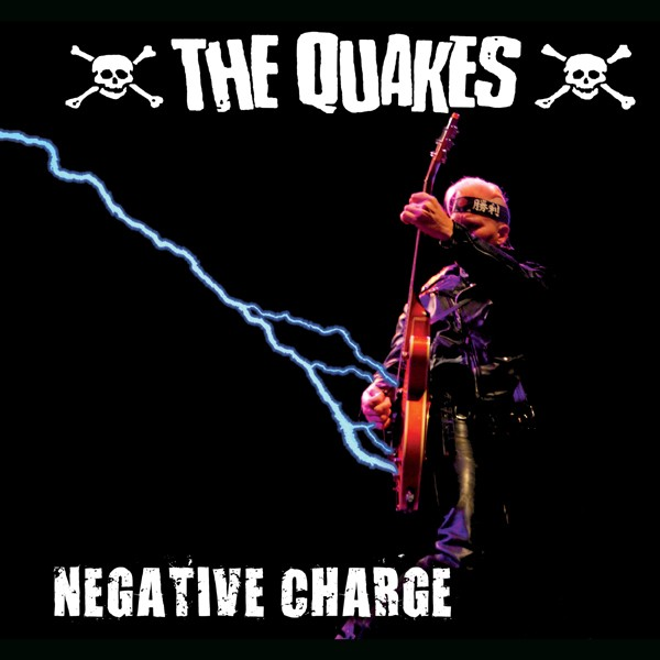 QUAKES - Negative Charge CD