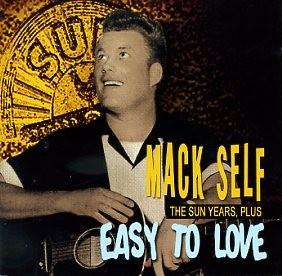 SELF, MACK - Easy To Love CD